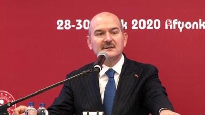 """Bakan Soylu uyuşturucu ile mücadelede 2020 yılı rakamlarını açıkladı: """"Bu yıl yakaladığımız kök kenevirini mali değeri 23 milyar TL'dir"""""""