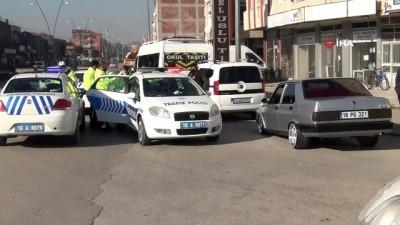 Polisin dur ikazına uymamak pahalıya patladı, 4 bin 500 TL ceza yedi