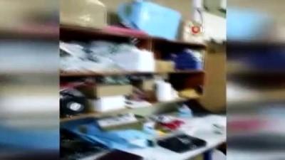 - İstanbul'da sahte parfüm imalathanesine baskın