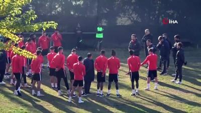 Hatayspor, Konyaspor maçının hazırlıklarına başladı