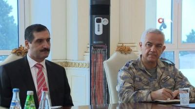 """- Azerbaycan Cumhurbaşkanı Aliyev: """"Dağlık Karabağ'daki Türkiye Rusya Ortak Gözetim Merkezi iki hafta içinde hazır olacak"""""""