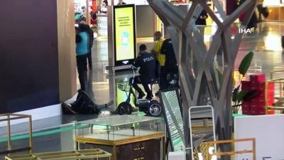 İstanbul Havalimanı'nda yolcunun midesinden 93 kapsül uyuşturucu çıktı