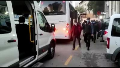 İzmir merkezli terör operasyonunda 5 kişi tutuklandı