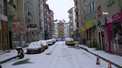 Tunceli'de kar nedeniyle yüz yüze eğitim gören kurumlarda eğitime 1 gün ara verildi