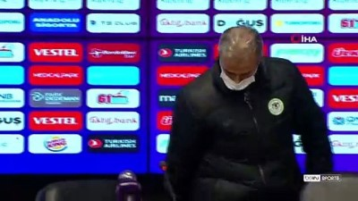 İsmail Kartal: 'Antalya maçına iyi hazırlanıp, ilk yarıyı moralli bitirmek istiyoruz'