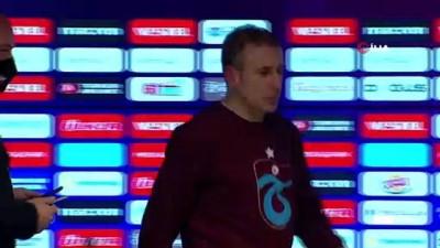 Abdullah Avcı: 'Futbolda olumlu ve olumsuz duyguları bir anda yaşıyorsunuz'