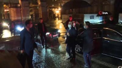 - Bakan Çavuşoğlu, Belçika Dışişleri Bakanı Wilmes ile bir araya geldi