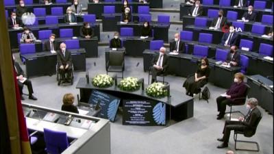 - Almanya'da Federal Meclis'te Holokost kurbanları için özel oturum - Holokost kurbanları anıldı