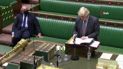 - İngiltere Başbakanı Johnson, karantinadan çıkışı için 'yol haritası' sözü verdi - 22 ülkeden gelenlere 10 gün karantina şartı