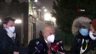 Nihat Özdemir: 'Türkiye'nin yüz akı olan bir stadyumu dünyaya en iyi şekilde göstereceğiz'