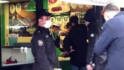 İstanbul'un göbeğinde bıçaklı saldırgan dehşet saçtı: 3 yaralı