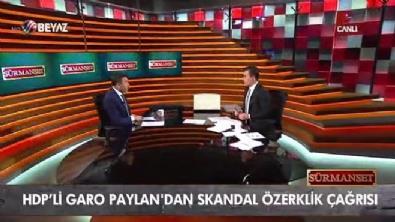 Osman Gökçek'ten özerklik isteyen HDP'li Garo Paylan'a tarihi kapak!