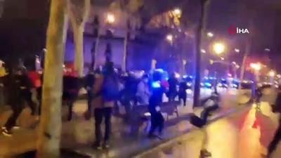 - İspanya'da rapçi Hasel'in tutuklanmasına karşı protestolar 7'nci gününde