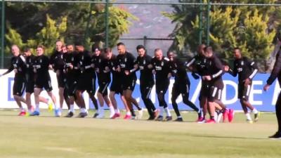 İSTANBUL - Beşiktaş, Yukatel Denizlispor maçı hazırlıklarını sürdürdü