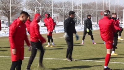 Sivasspor'da, Çaykur Rizespor mesaisi başladı
