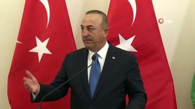 """- Bakan Çavuşoğlu'ndan Ermenistan'daki darbe girişimine yönelik açıklama - """"Darbe girişimlerine karşıyız, şiddetle kınıyoruz"""""""