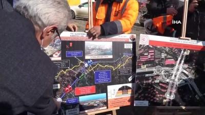 """Bakan Karaismailoğlu: """"Bölünmüş yol ağı 28 bin 200 kilometrenin üzerine çıktı"""""""