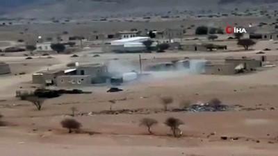 - Yemen'deki çatışmalarda 50 Husi milisi öldürüldü