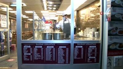 İstanbul'da restoranlar normalleşme ile birlikte hazırlıklara başladı
