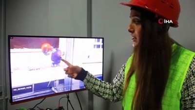 Rize'de 'yelekli' iş güvenliği önlemi