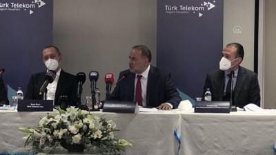 SAMSUN - Bakan Yardımcısı Sayan ile Türk Telekom CEO'su Önal'dan bölge müdürlükleriyle ilgili açıklama