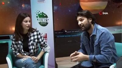 Pandemi döneminde ünlü oyunculardan geleceğin sinemacılarına online  sinema eğitimi