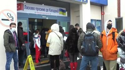 Ukrayna'da Kapadokya'ya uçak seferleri başladı