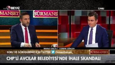 Osman Gökçek Avcılar Belediyesi'ndeki ihale skandalını anlattı