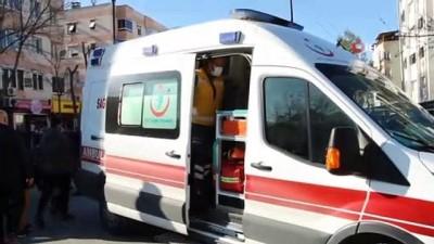 Husumetlisini korkutmak için ateş eden şahıs 4 kişiyi yaraladı
