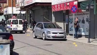 Akhisar'da sokak ortasında silahlı çatışma: 1 ölü, 3 yaralı