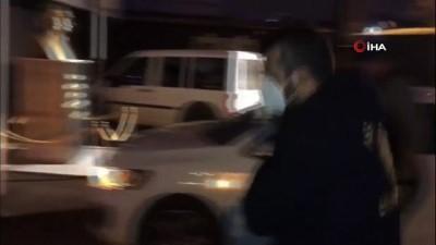 İstanbul'da banka ATM'lerine kurduğu düzenekle hesapları boşaltan zanlı suçüstü yakalandı
