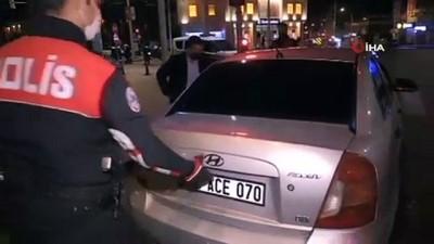 Şanlıurfa polisi suçlulara göz açtırmıyor: 72 gözaltı