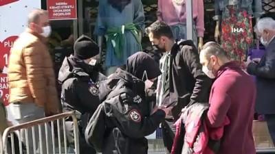 Virüsün zirve yaptığı Samsun'a Ankara ve İstanbul'dan polis takviye edildi