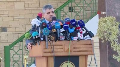 """- Süveyş Kanalı'nı tıkayan Ever Given, yeniden harekete geçti - Mısır Cumhurbaşkanı es-Sisi: """"Bu krizin çözümüne katkı sağlayan bütün Mısırlılara teşekkür ederim"""""""