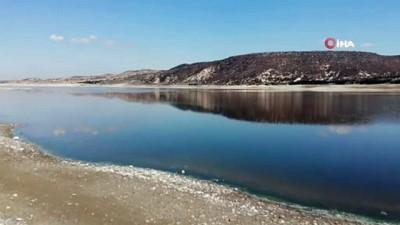 Porsuk Barajı'nda sevindiren gelişme