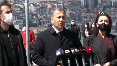 """Vali Ali Yerlikaya: """"İstanbul'daki 92 trafik kazasında 100 vatandaşımız hayatını kaybetti"""""""