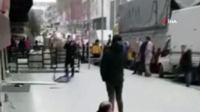 Başkent'te park kavgası kanlı bitti: 4 kişi yaralandı
