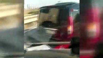 Çakarlı araçla terör estiren sanık hakkında mütalaa açıklandı