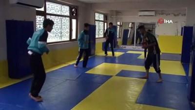 Şanlıurfa'da hamallıktan şampiyonluğa uzanan başarı hikayesi