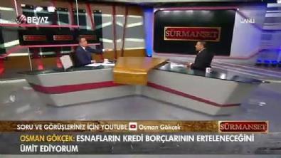 Osman Gökçek'ten bomba öneri: Asgari ücretliye et yardımı yapılsın
