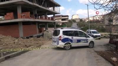 Arnavutköy'de çalıştığı inşaattan düşen yabancı uyruklu işçi öldü