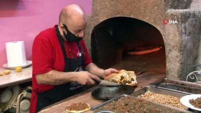 Türk mutfağını özleyen veganlara müjde: Bu pide salonunda hayvansal ürün yok