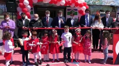 Bahçelievler'de Milli Eğitim Bakanlığı ruhsatlı ilk anaokulu açıldı