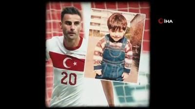 A Milli Takım futbolcularının çocukluk halleri
