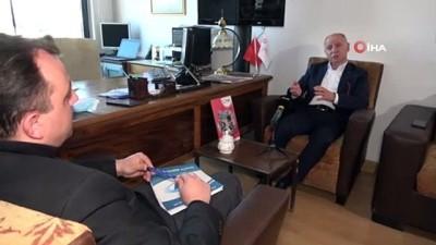 AK Parti İl Başkanı Gürkan'dan Kemal Kılıçdaroğlu'na teşekkür, Akşener'e 'geçmiş olsun' dileği