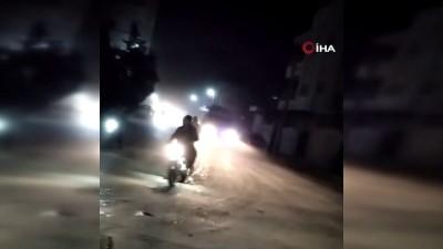 - El-Bab'da teravih namazı çıkışında patlama: 1 yaralı
