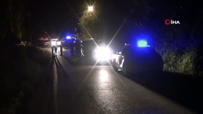 Otomobil şarampole yuvarlandı:1 ölü, 4 yaralı