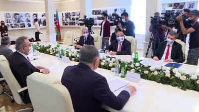 BAKÜ - Gazi Üniversitesi ile Azerbaycan Teknik Üniversitesi arasında iş birliği protokolü imzalandı