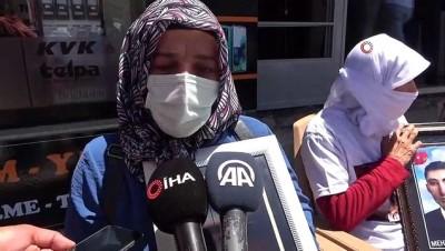 Muş'ta HDP önünde eylem yapan ailelerin sayısı 5'e yükseldi