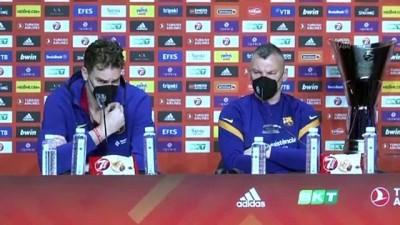 KÖLN - THY Avrupa Ligi'nde finale doğru - Pau Gasol / Saras Jasikevicius